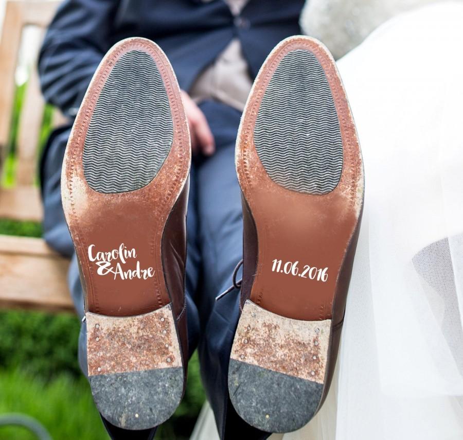 Mariage - Sticker shoes wedding wedding shoes / bridal / groom