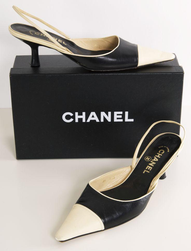 Wedding - Shop For Chanel Heels From 90210 On Shop Hers