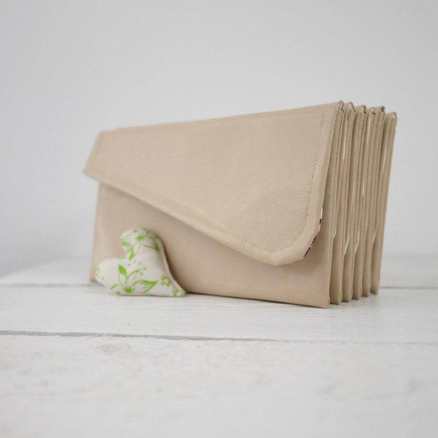 Mariage - Simple nude clutch