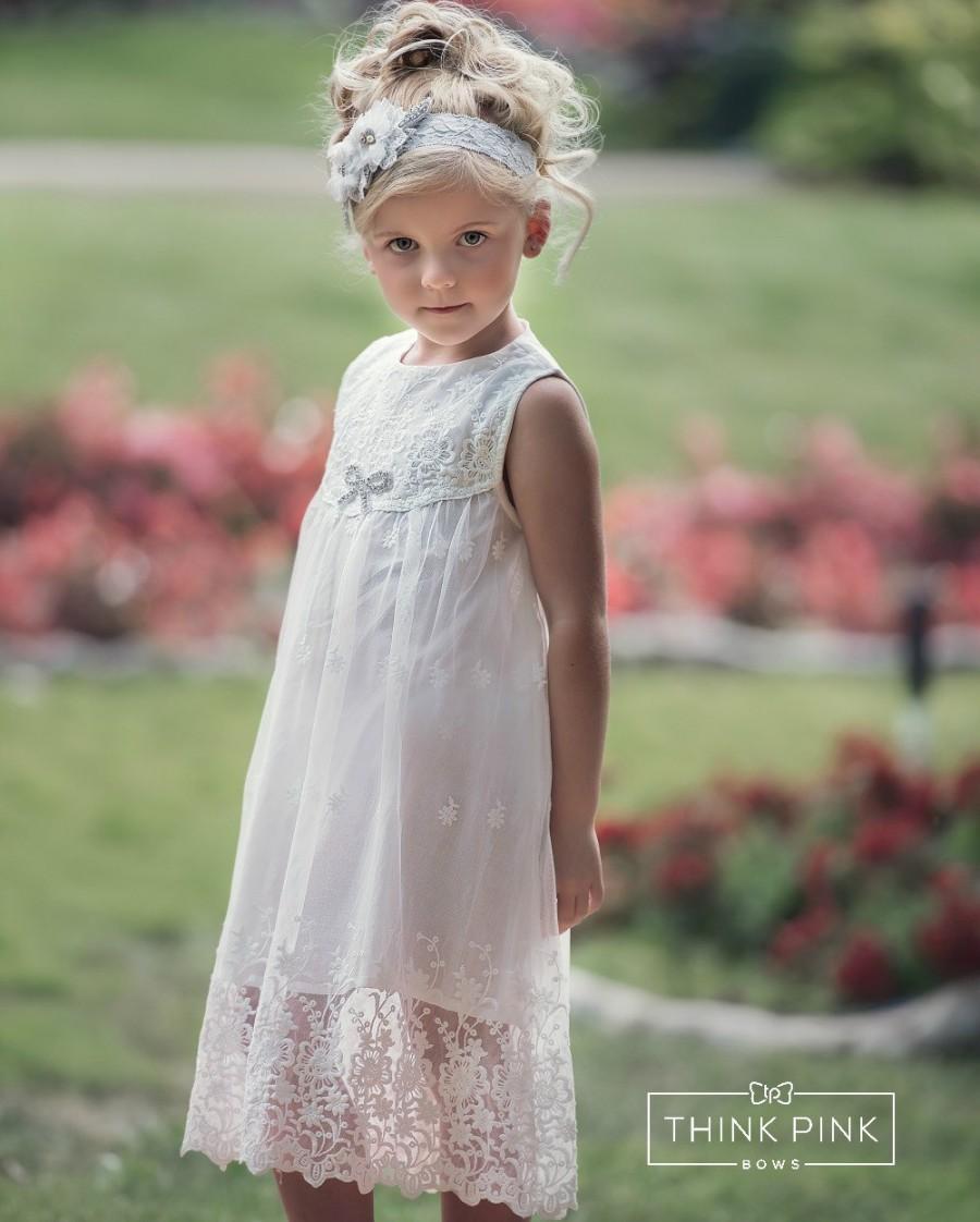 c2f6d694f4b Flower Girl Dress
