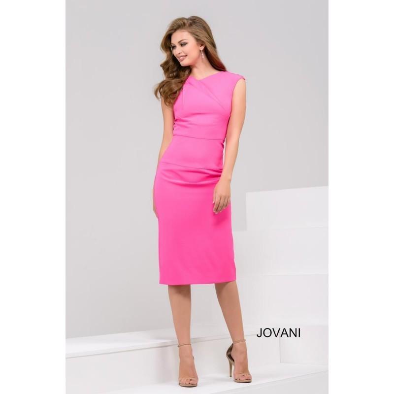 زفاف - Burgundy Jovani Prom 39497 - Brand Wedding Store Online