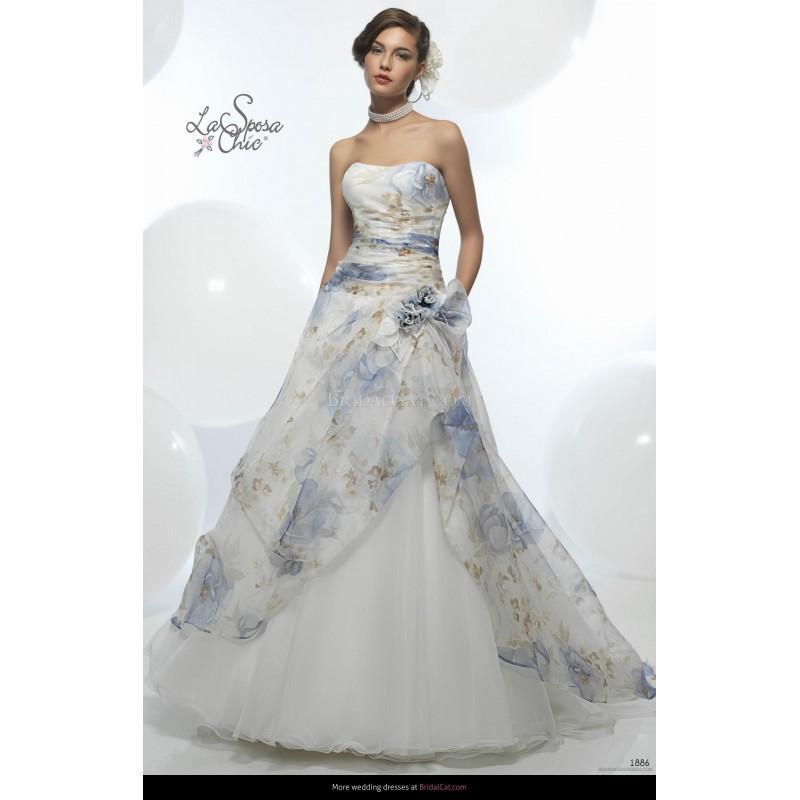 Свадьба - La Sposa Chic 2013 1886 - Fantastische Brautkleider