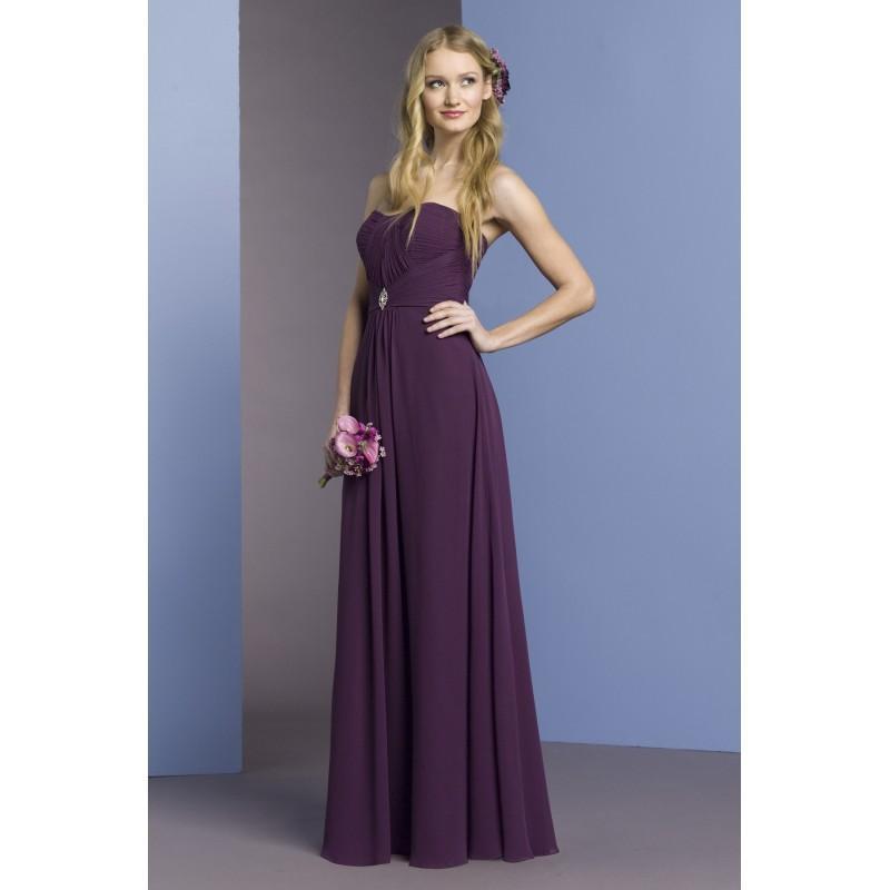 Boda - Liz Fields Long Chiffon Bridesmaid Dress 306 - Crazy Sale Bridal Dresses