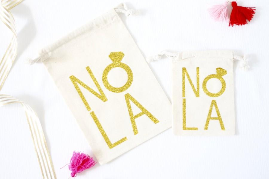 NOLA Bachelorette Party Favor
