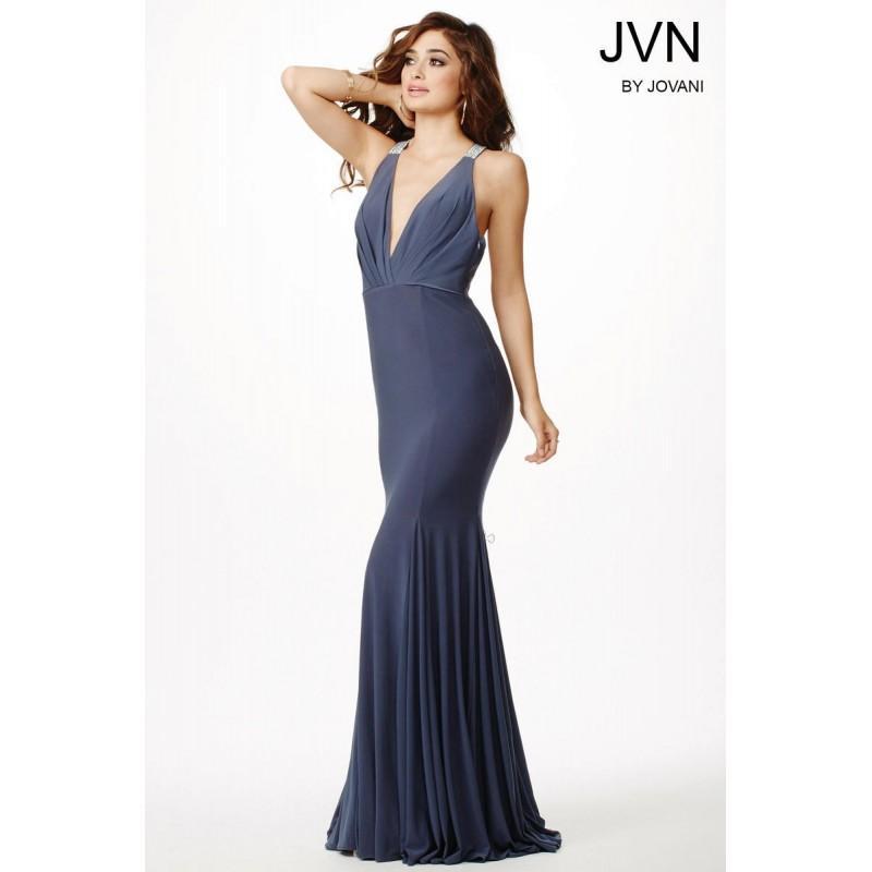 Mariage - JVN Prom by Jovani JVN25109 JVN Prom Collection - Top Design Dress Online Shop