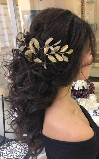 Mariage - Elstile Wedding Hairstyle Inspiration