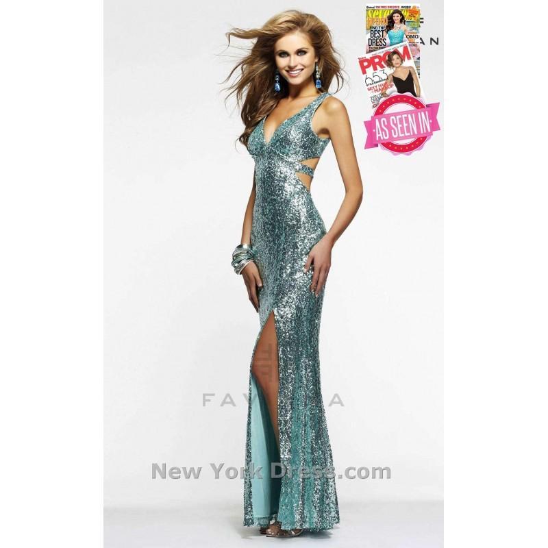 Faviana 7313 - Charming Wedding Party Dresses #2673236 - Weddbook