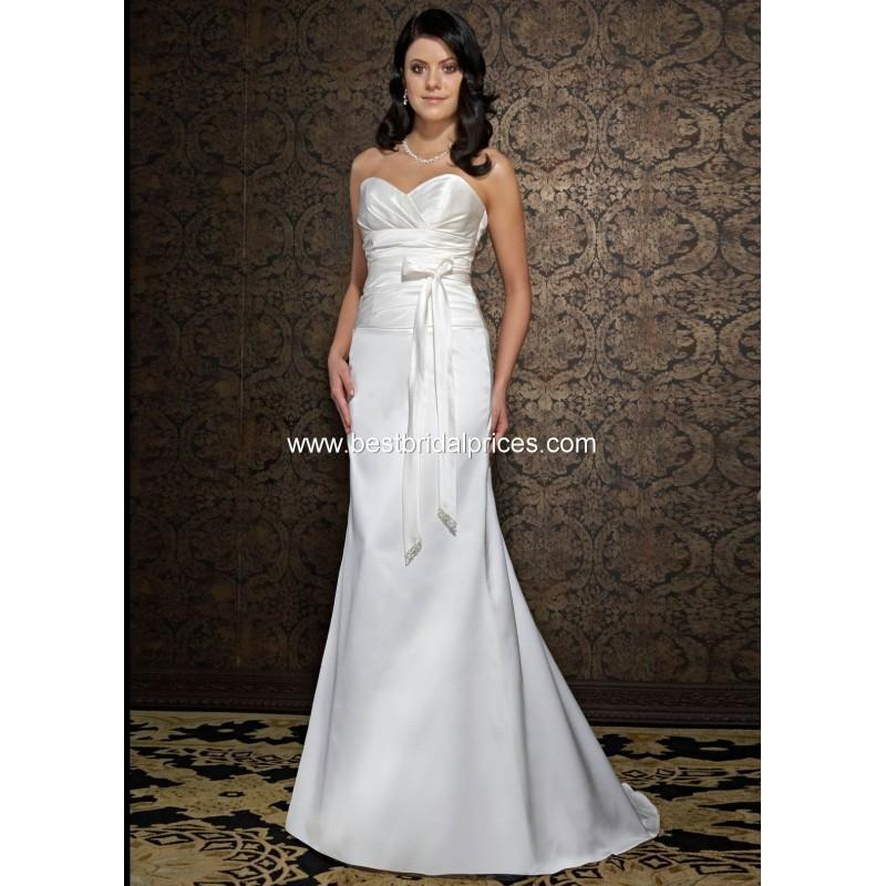 Wedding - Impression Destiny Wedding Dresses - Style 4982 - Formal Day Dresses
