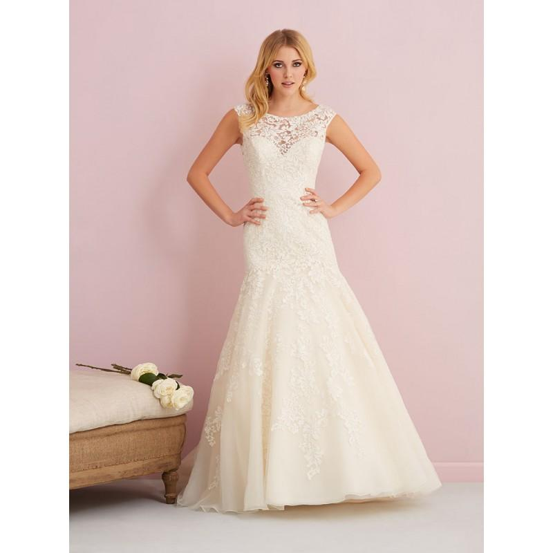 Hochzeit - Allure Romance 2760 - Stunning Cheap Wedding Dresses