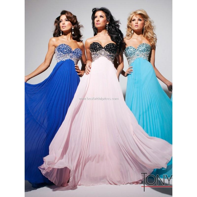 Mariage - Tony Bowls Evenings - Style TBE11307 - Formal Day Dresses