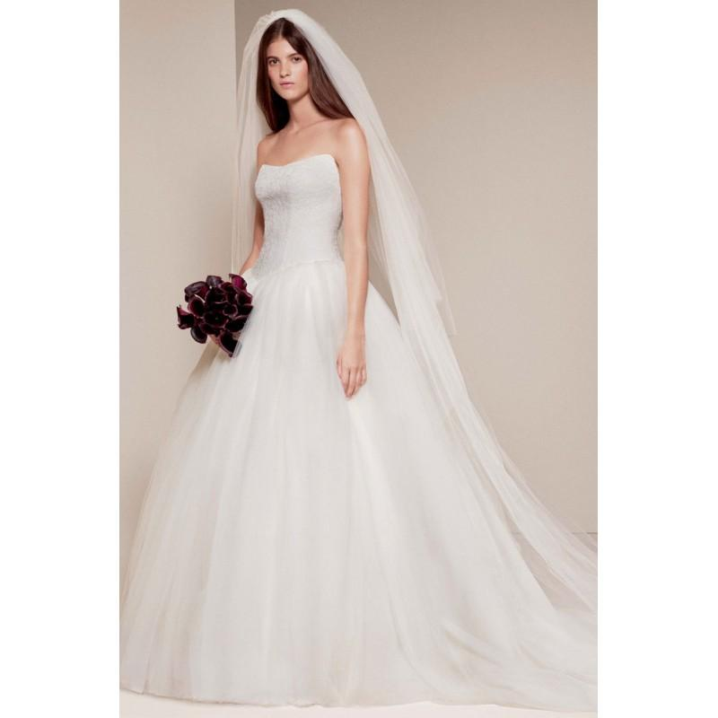 Wedding - White by Vera Wang Style VW351135 - Fantastic Wedding Dresses