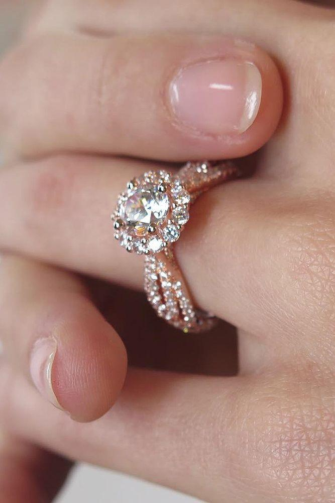 Mariage - 24 Unique Engagement Rings That Wow