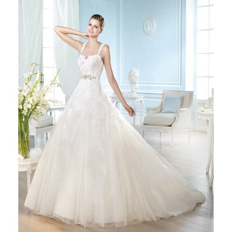 Wedding - Hamdi (San Patrick) - Vestidos de novia 2017