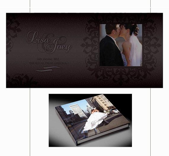 Mariage - Photo Album Design Custom Wedding Album Wedding Album Design Flush Mount Wedding Album Wedding Photo Album Personalized Photo Album