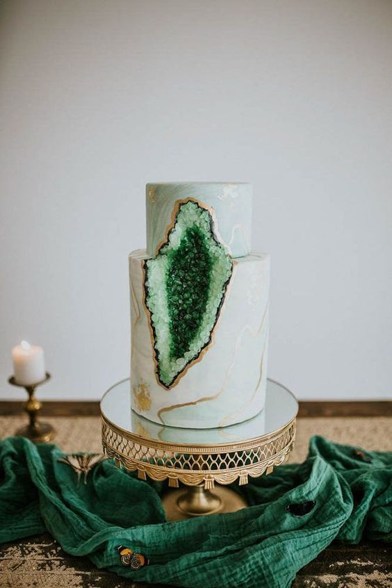 Mariage - 5 Ways To Rock The Agate Trend In Your Wedding