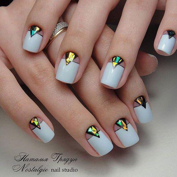 Hochzeit - Ногти