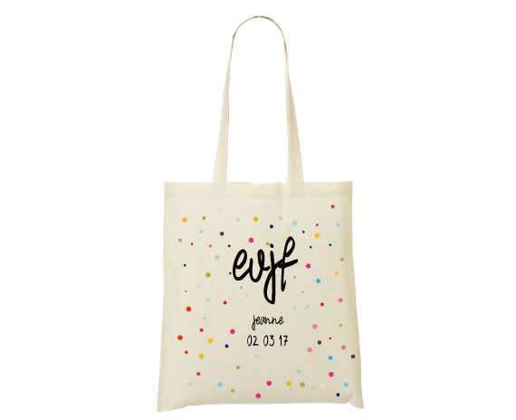 Wedding - Tote bag EVJF