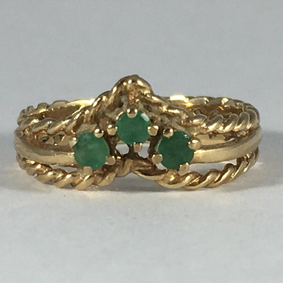 jewelry al antique engagement vintage modern levy birmingham rings s view emerald and bridal estate