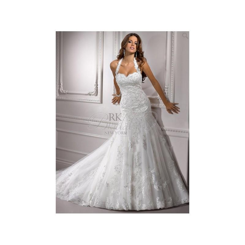 Boda - Maggie Sottero Spring 2012 - Style 3622 Camden - Elegant Wedding Dresses