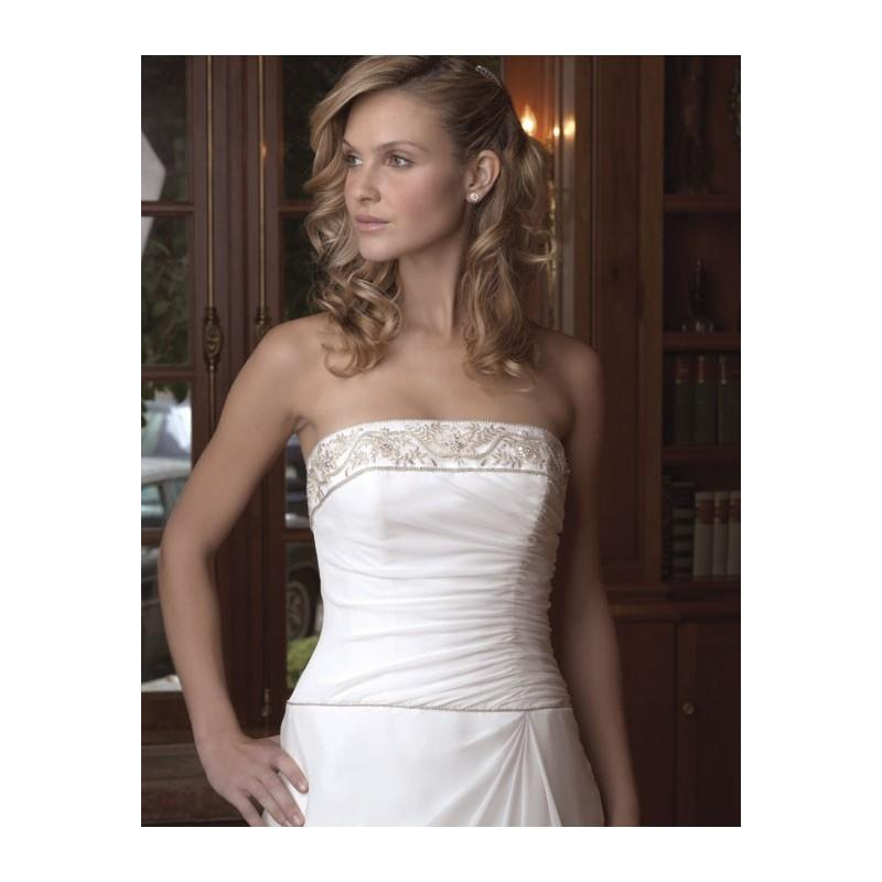 Mariage - Casablanca Bridal 1801  Fall 2005 -  Designer Wedding Dresses