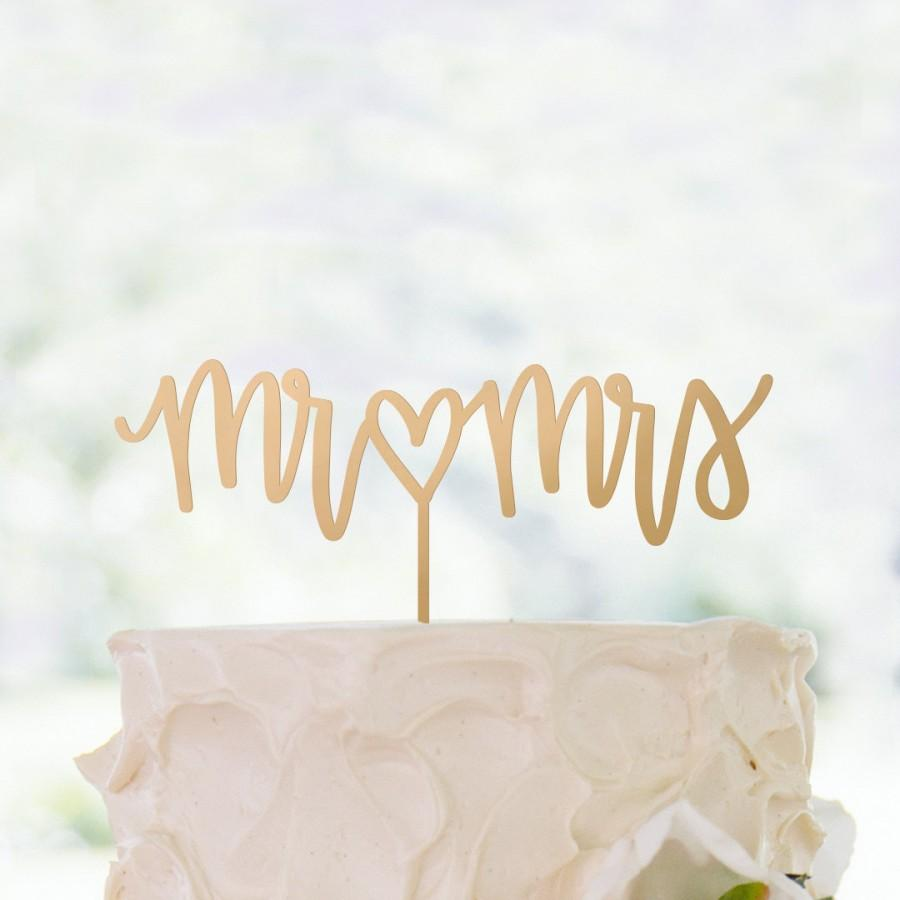 Свадьба - Cake Topper