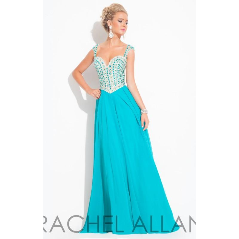 Свадьба - Rachel Allan - 6873 - Elegant Evening Dresses