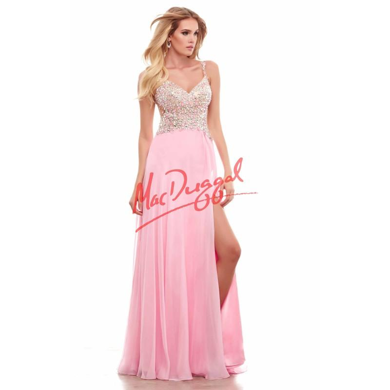 Wedding - Cassandra Stone - 65033A - Elegant Evening Dresses