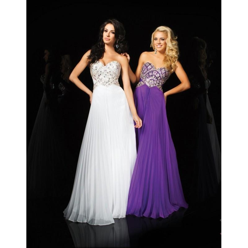 Mariage - Tony Bowls Paris - Style 114720 - Formal Day Dresses