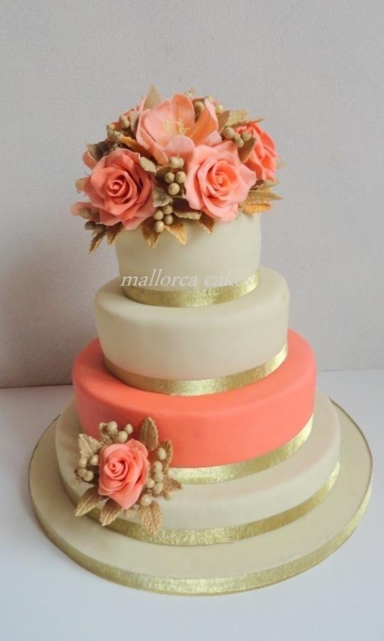 Hochzeit - Elegant Cake Design