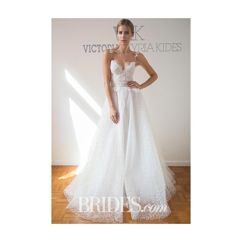 Mariage - Victoria Kyriakides - Fall 2017 - - Stunning Cheap Wedding Dresses