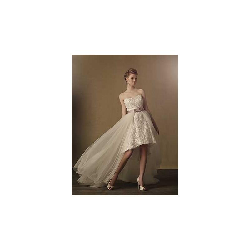 زفاف - Alfred Angelo Overskirt - Style 2464 - Formal Day Dresses