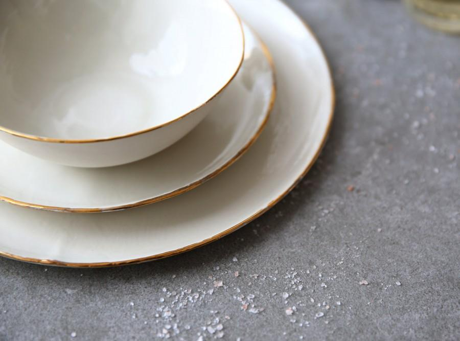 Свадьба - Pottery dinnerware,soup bowl,desset plate,dinner plate,ceramic dinnerware set,porcelain dinnerware,ceramic plate,ceramic bowl,dinner set