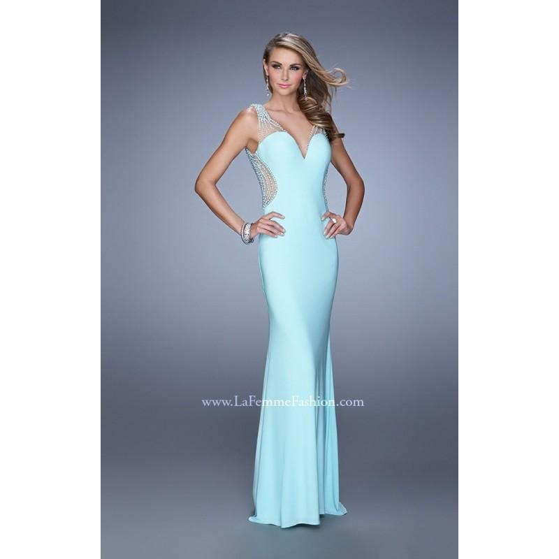 Boda - Coral Gigi 21413 - Chiffon Dress - Customize Your Prom Dress