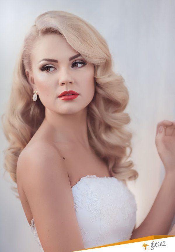 Свадьба - Pettinature Sposa, Moda 2015 - Given2 Blog