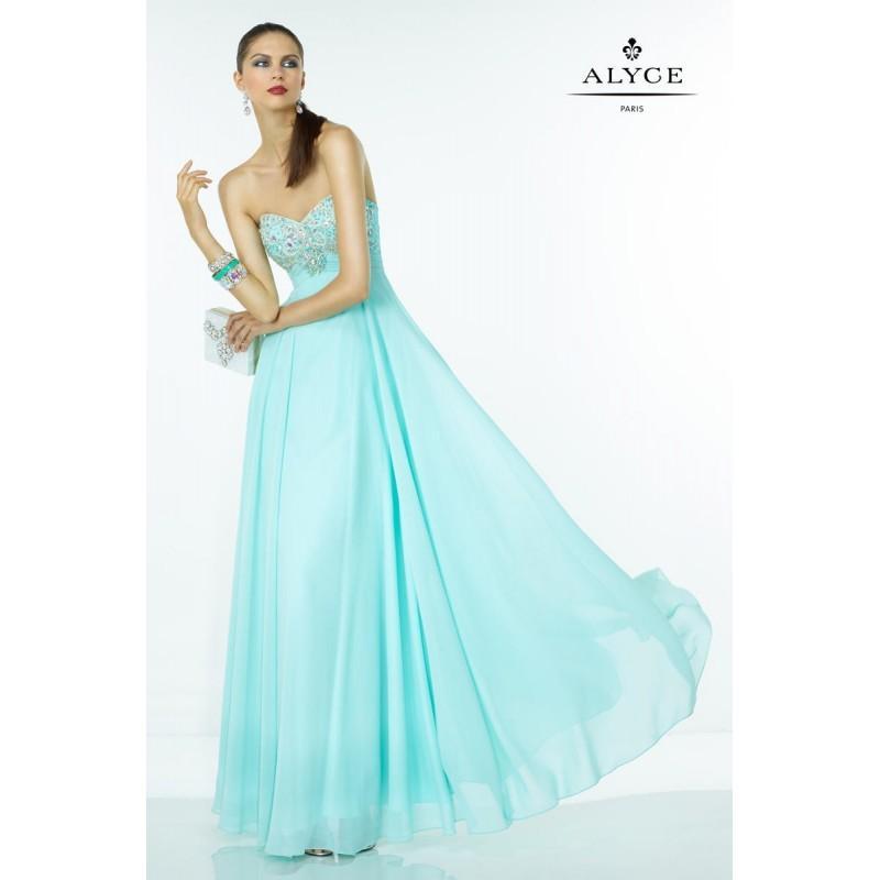 Hochzeit - Seabreeze B'Dazzle by Alyce Paris 35786 B'Dazzle by Alyce Paris - Rich Your Wedding Day