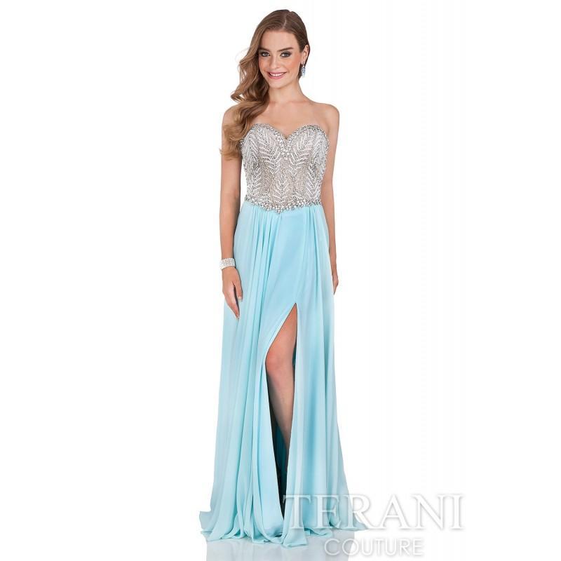 Свадьба - Terani Prom 2016 Style 1611P0207 -  Designer Wedding Dresses