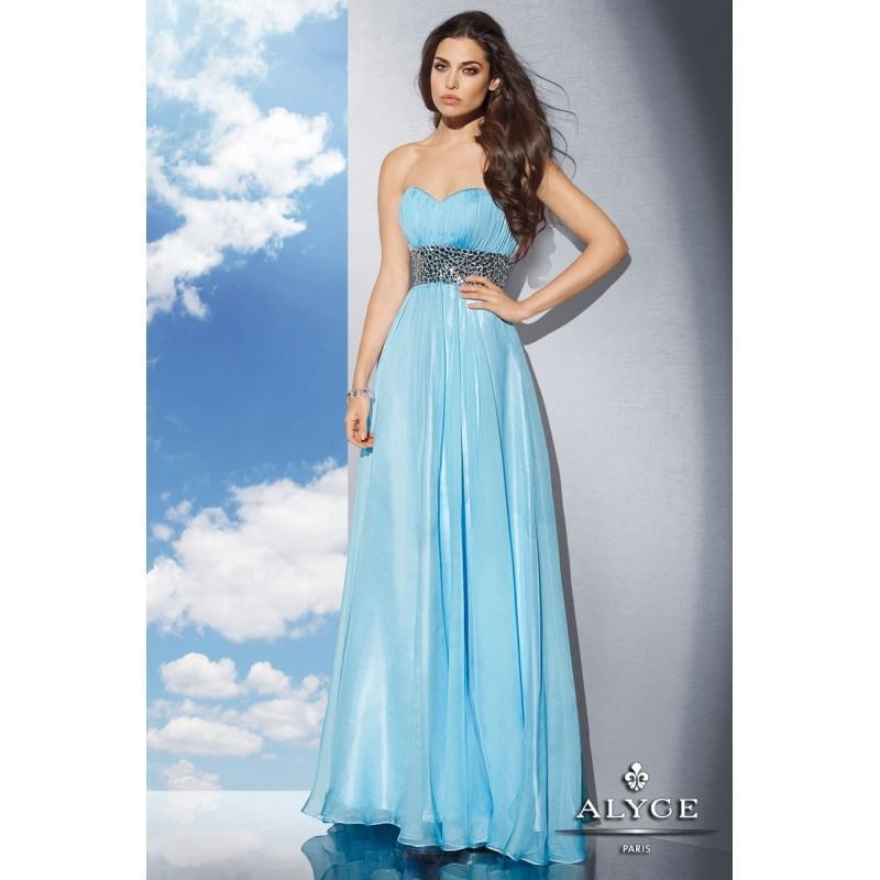 Hochzeit - Alyce Paris - Style 35568 - Junoesque Wedding Dresses