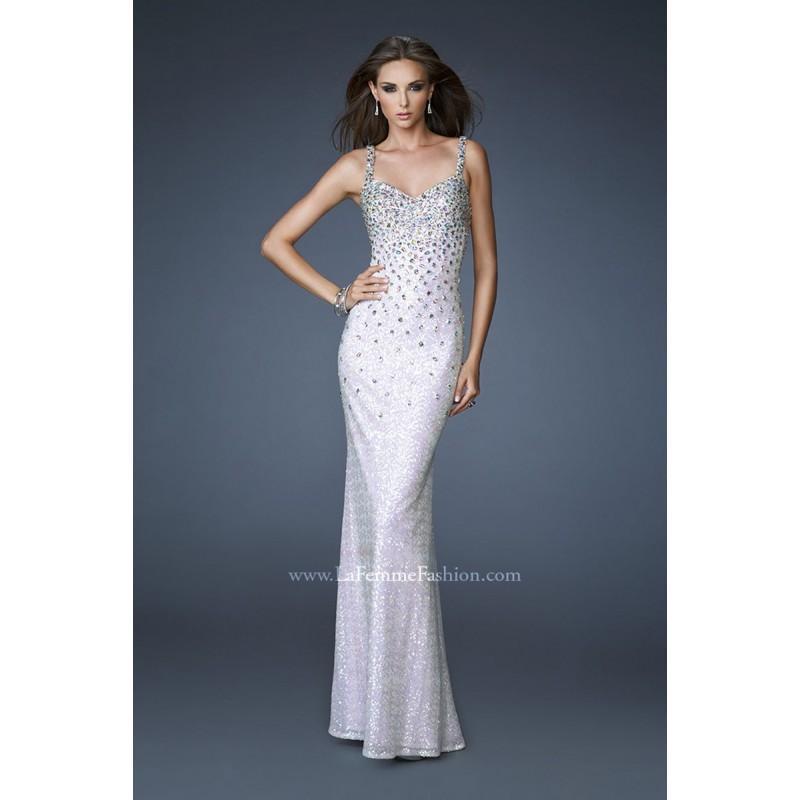 Mariage - La Femme 18670 Dress - Brand Prom Dresses