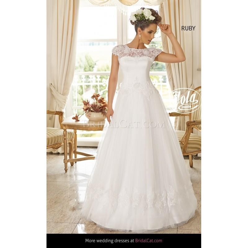 Mariage - Jola Moda 2015 Roby - Fantastische Brautkleider