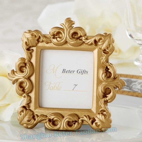 Mariage - Beter Gifts® spring Beach party table Place Card Photo Frame decor BETER-SZ062