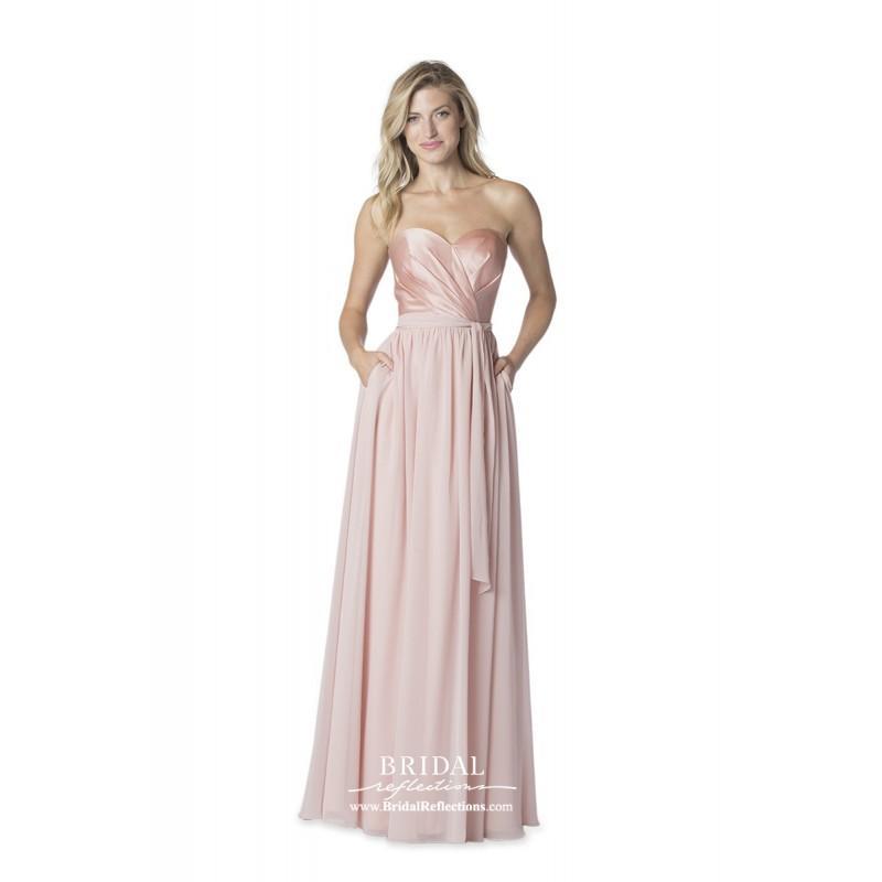 Hochzeit - Bari Jay 1614 - Burgundy Evening Dresses