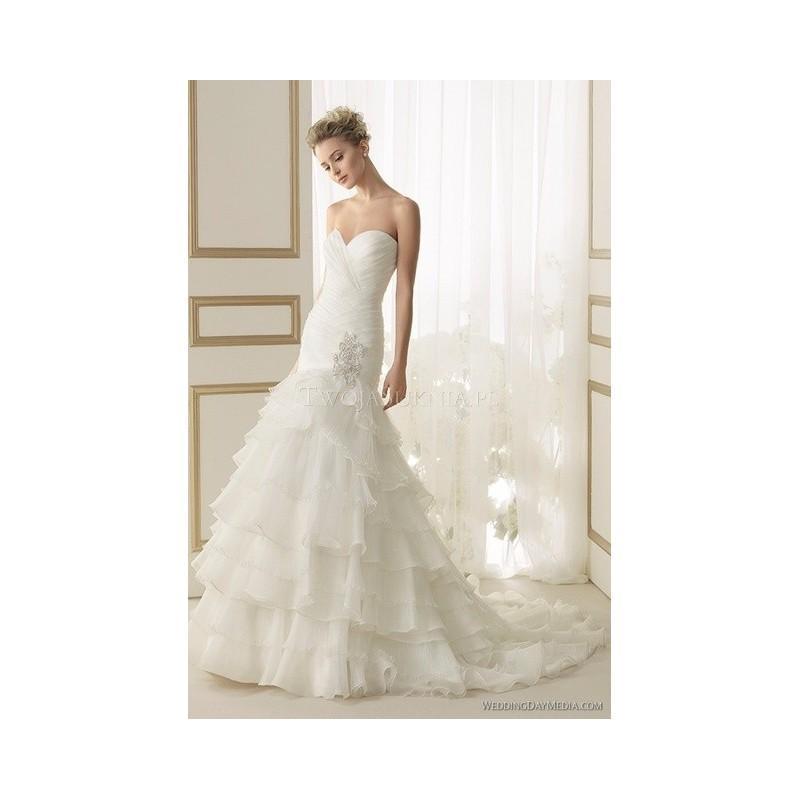 Wedding - Luna Novias - 2014 - 138 Eneldo - Formal Bridesmaid Dresses 2017