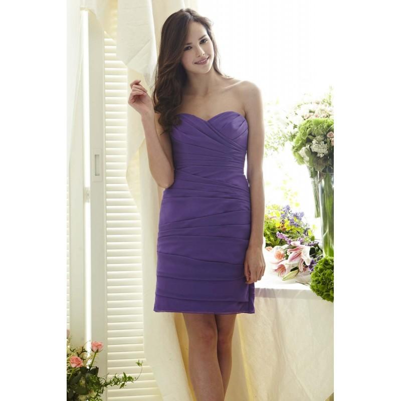Saison Blanche Bridesmaids Style SB2268 - Designer Wedding Dresses ...