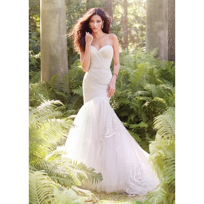 Свадьба - Jim Hjelm Style jh8551 -  Designer Wedding Dresses