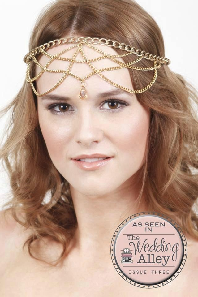 Head Jewelry Chain Hair Jewelry Headpiece Head Chain Boho Head Piece