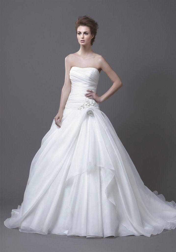 Wedding - Enzoani HALA Couture Bridal Wedding Dress Ball Gown