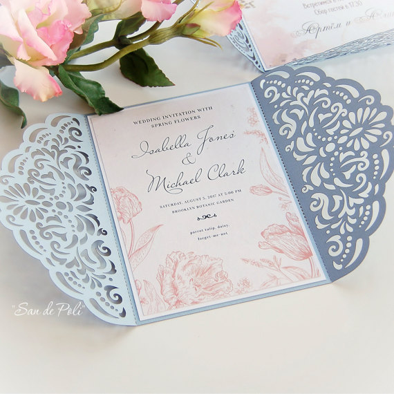 wedding invitation template filigree svg dxf cdr quinceanera