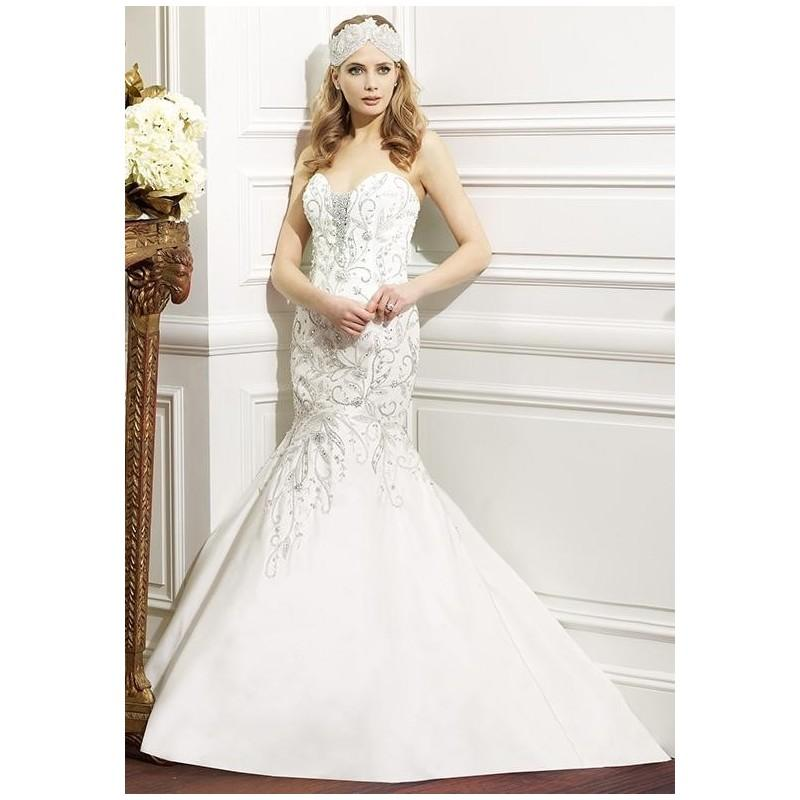 Val Stefani DELPHINE Wedding Dress