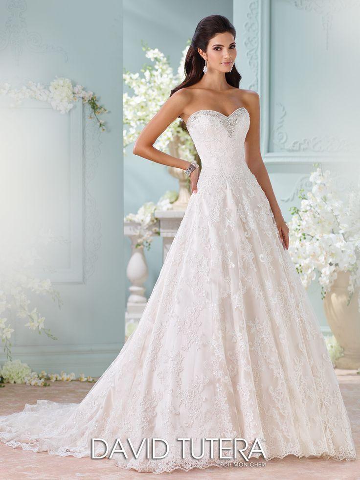 Wedding - David Tutera - Clytie - 116211 - All Dressed Up, Bridal Gown
