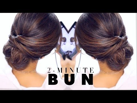 Hochzeit - 5 Amazingly Easy (and So-Pretty) Updos For Long Hair
